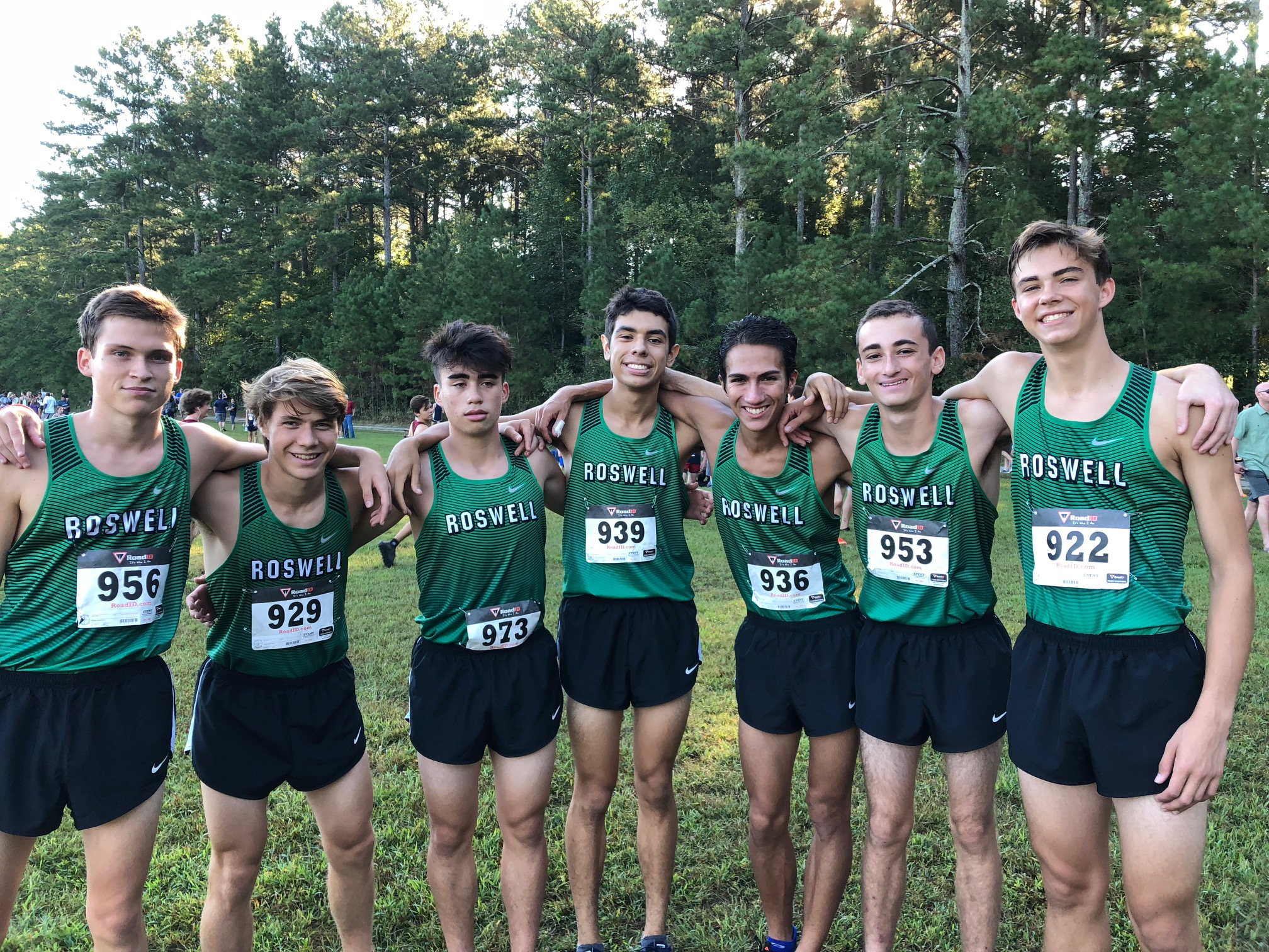 roswell cross country  u2013 it u0026 39 s a long distance relationship